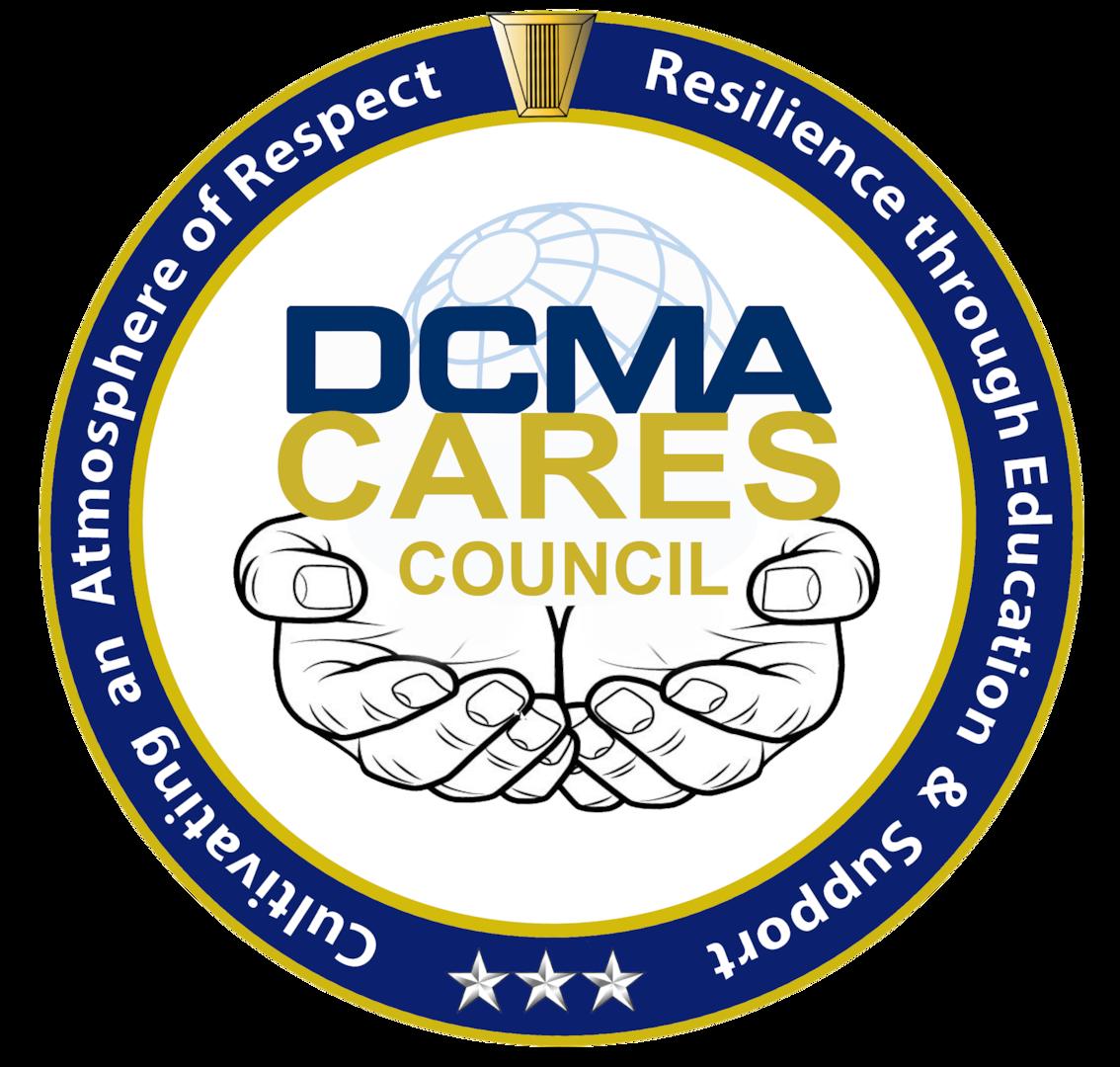 DCMA CARES Council logo