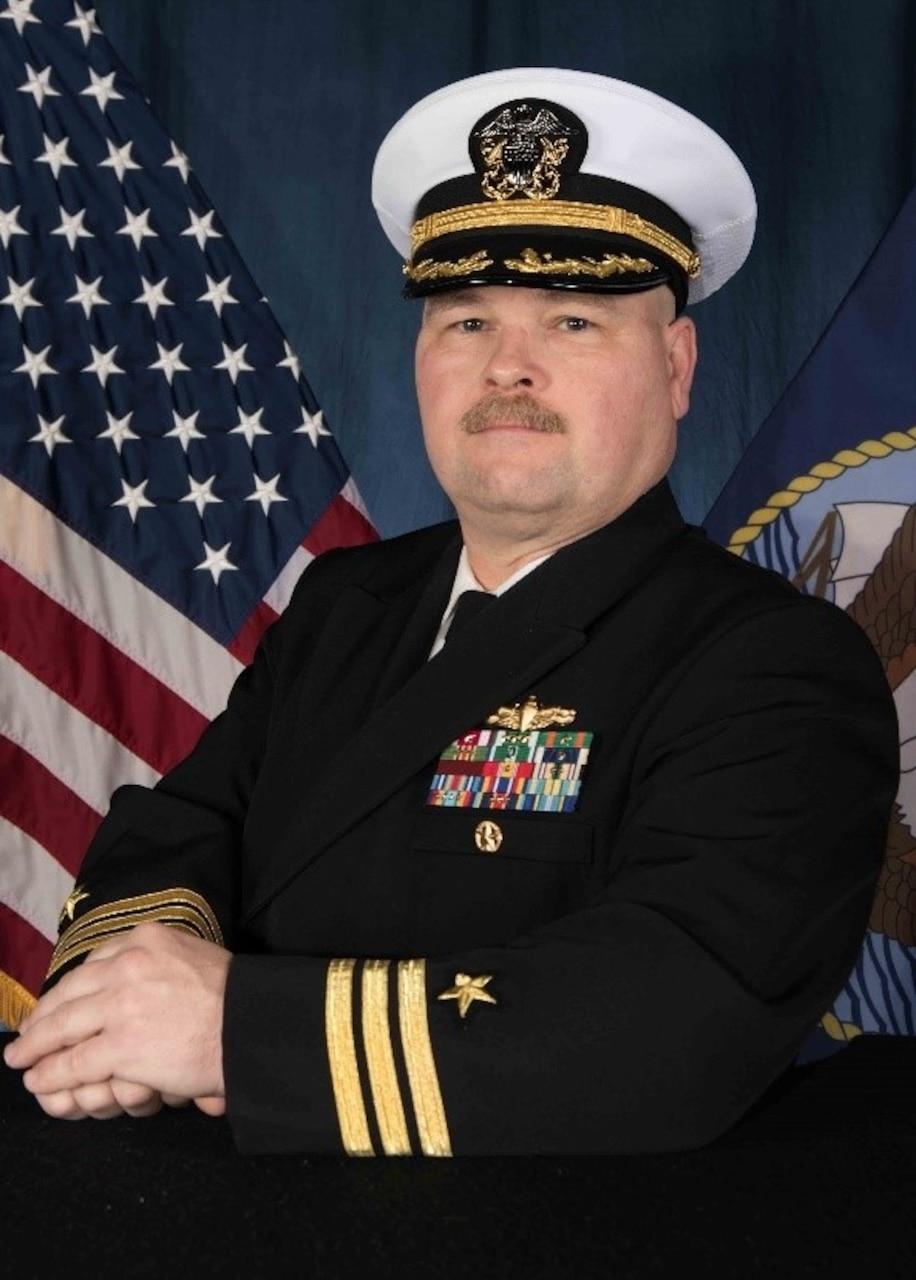 Commander Gorden S. Wells