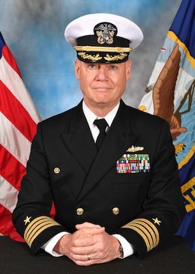 Captain Larry Repass