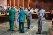 Papua New Guinea and US hosts Regional Land Forces Seminar