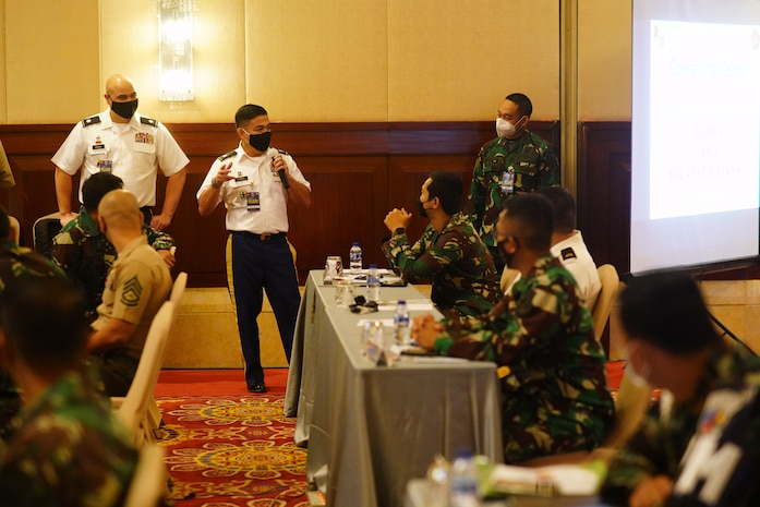 Hawaii National Guard, Indonesia strengthen relationship in training