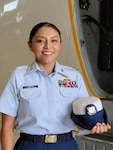 Petty Officer 2nd Class Dayna Sandoval wins SAIGE Military Meritorious Service Award. In addition to excelling in her duties as an avionics electrical technician, she has mentored tribal youth interested in military careers.