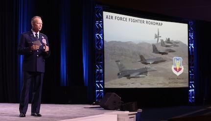 ACC commander speaks on Fighter Roadmap at AFA '21