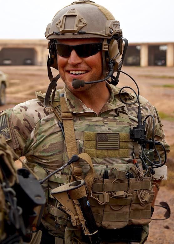 Staff Sgt. Paul Lincoln Olmstead