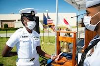 Navy Gold Star Program Hosts Bells Across America