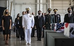 First-Ever United States and the Republic of Korea Joint Repatriation Ceremony