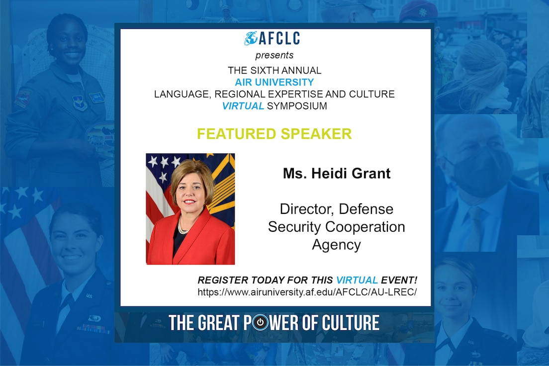 Ms. Heidi Grant, DSCA
