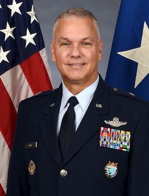 Brigadier General Thomas J. James