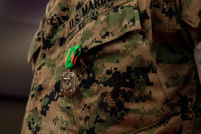 Okinawa III MEF Marines receive recognition for Big Ideas