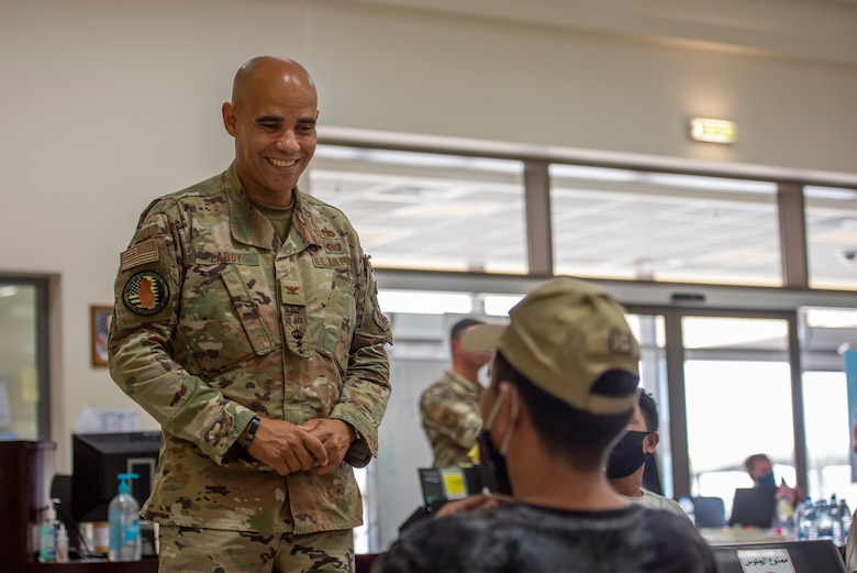 The HNCC operates as the link between Department of Defense personnel and the base's Qatari Emiri Air Force counterparts. During the evacuation of Afghanistan, the HNCC oversaw Qatari immigration processes, which was the final step in moving qualified evacuees to their next destination.