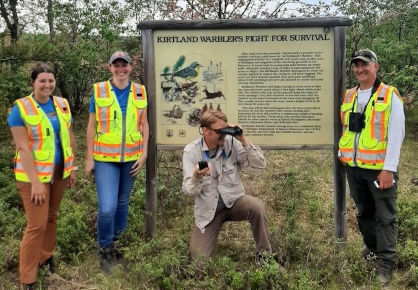 MIARNG practices environmental stewardship, conservation