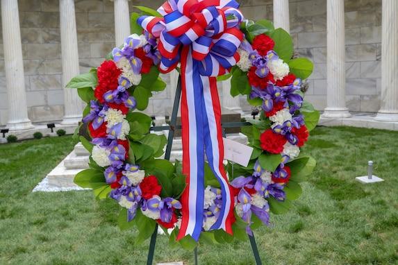 Warren G. Harding Wreath Laying Ceremony