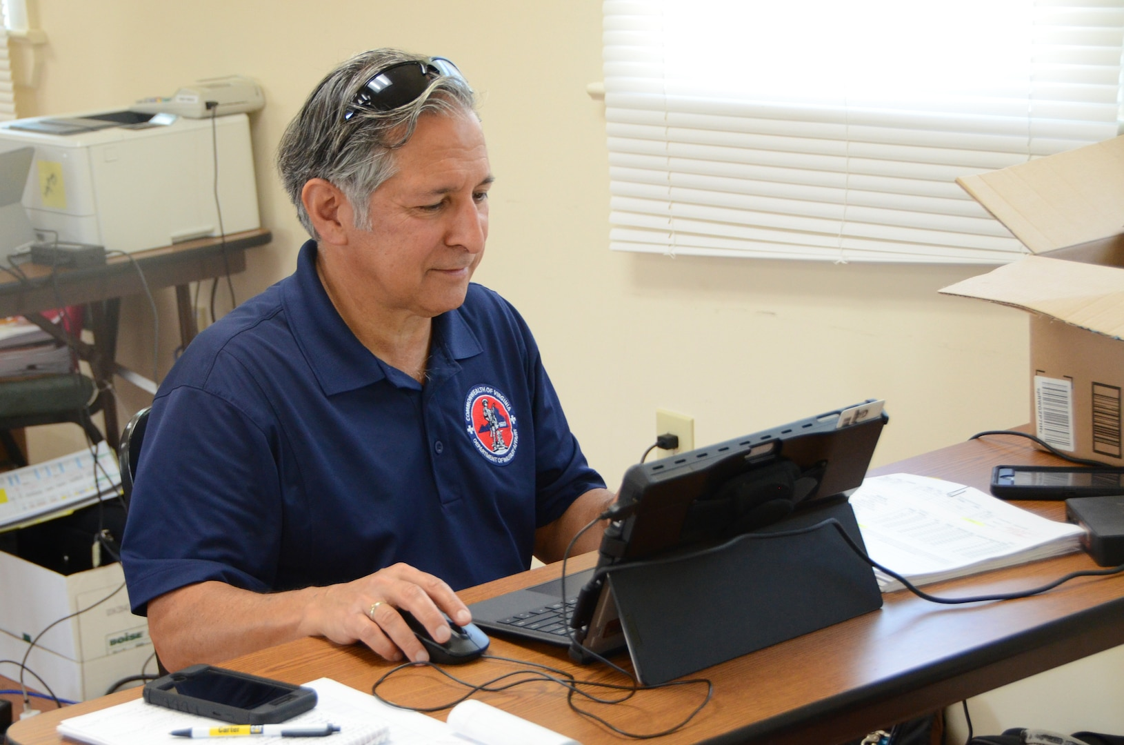 COOP exercise tests DMA ability to relocate in an emergency