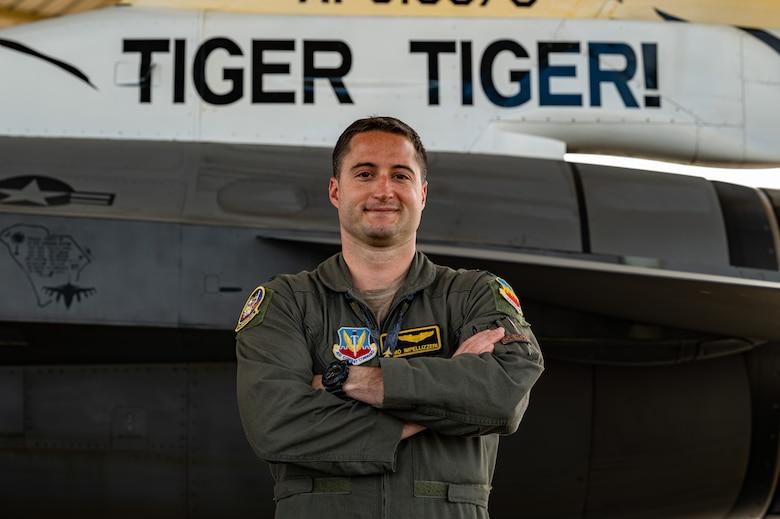 Photo of an Airman