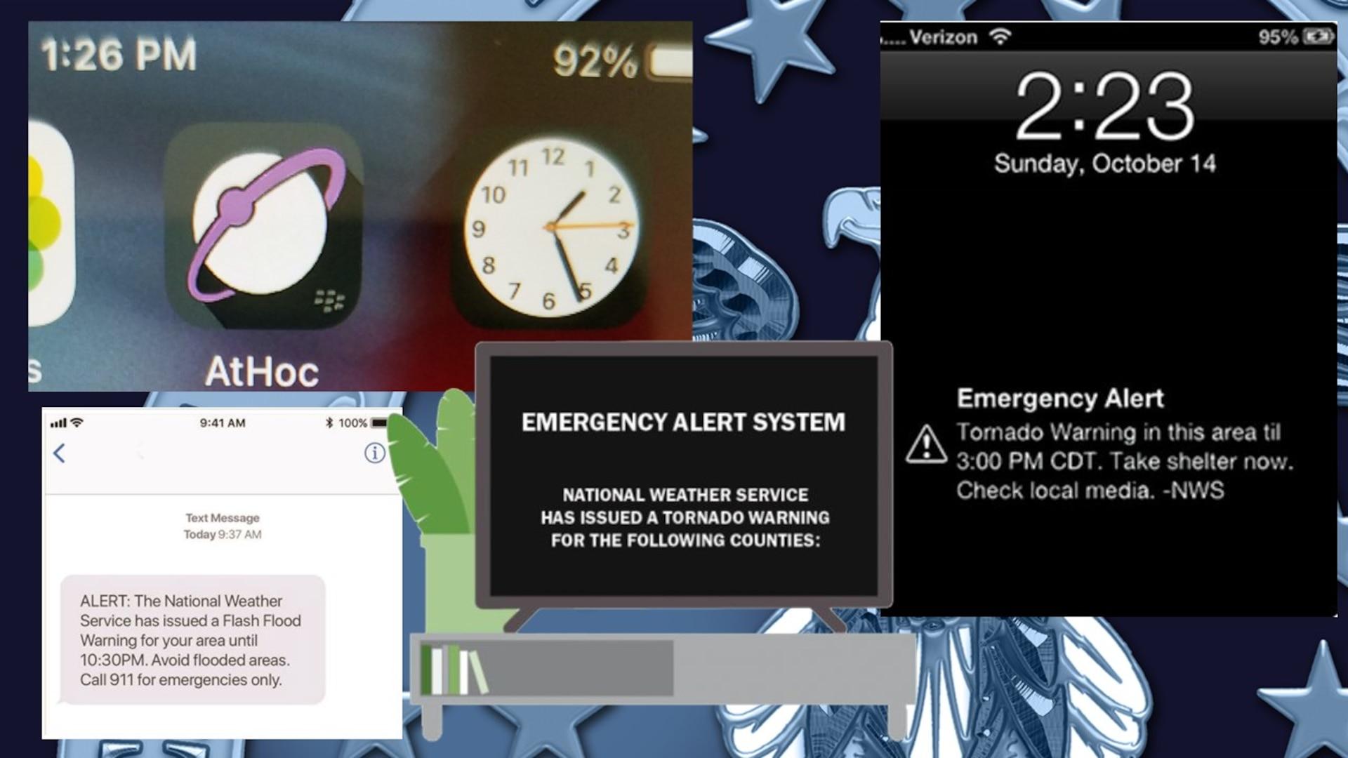 DLA Installation Management Susquehanna, Pennsylvania, Security & Emergency Services National Preparedness Month week #5 tip – emergency notification alert systems