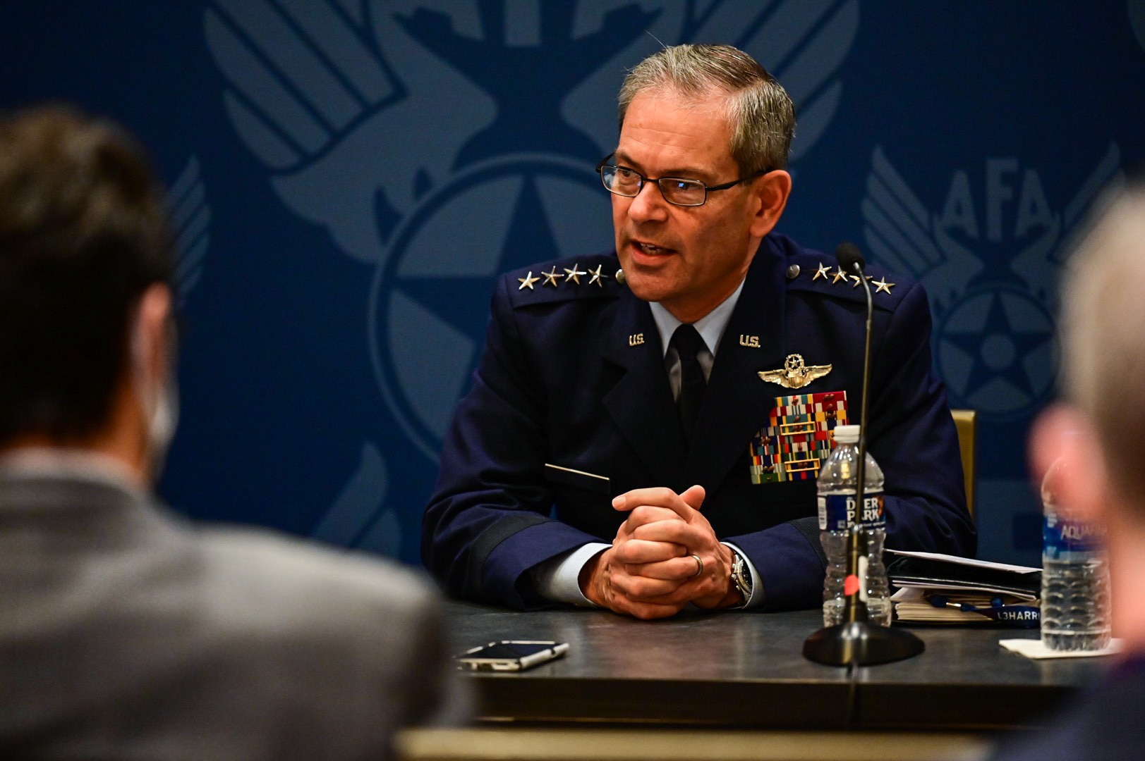 Air Force Association's Air, Space, Cyber Conference focused on need for competition, deterrence