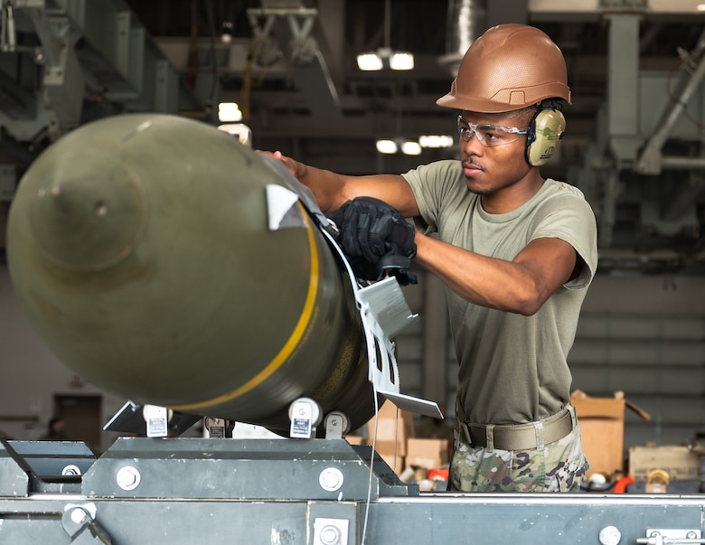 The Air Force Global Strike Challenge exercise is designed to enhance readiness, teamwork, mission pride and competitive spirit.