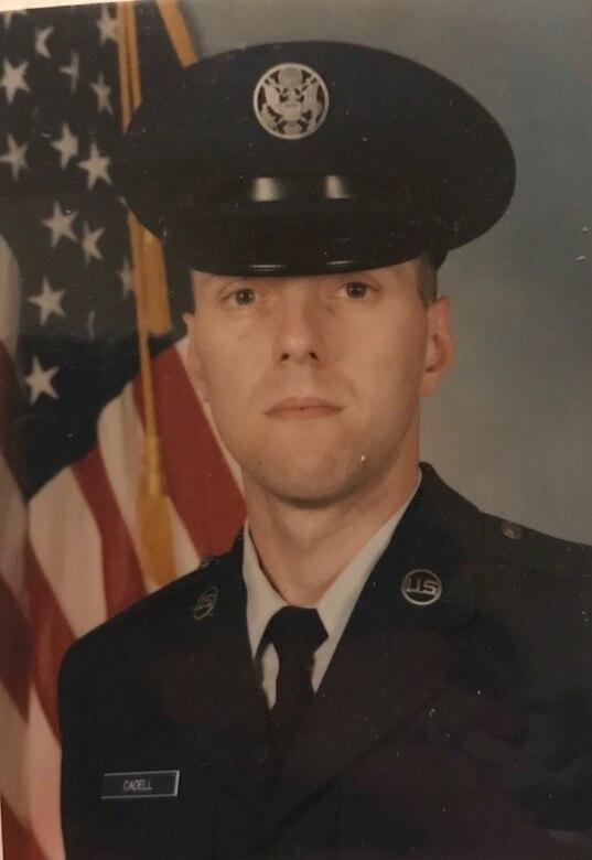 Airman Stan Cadell photo