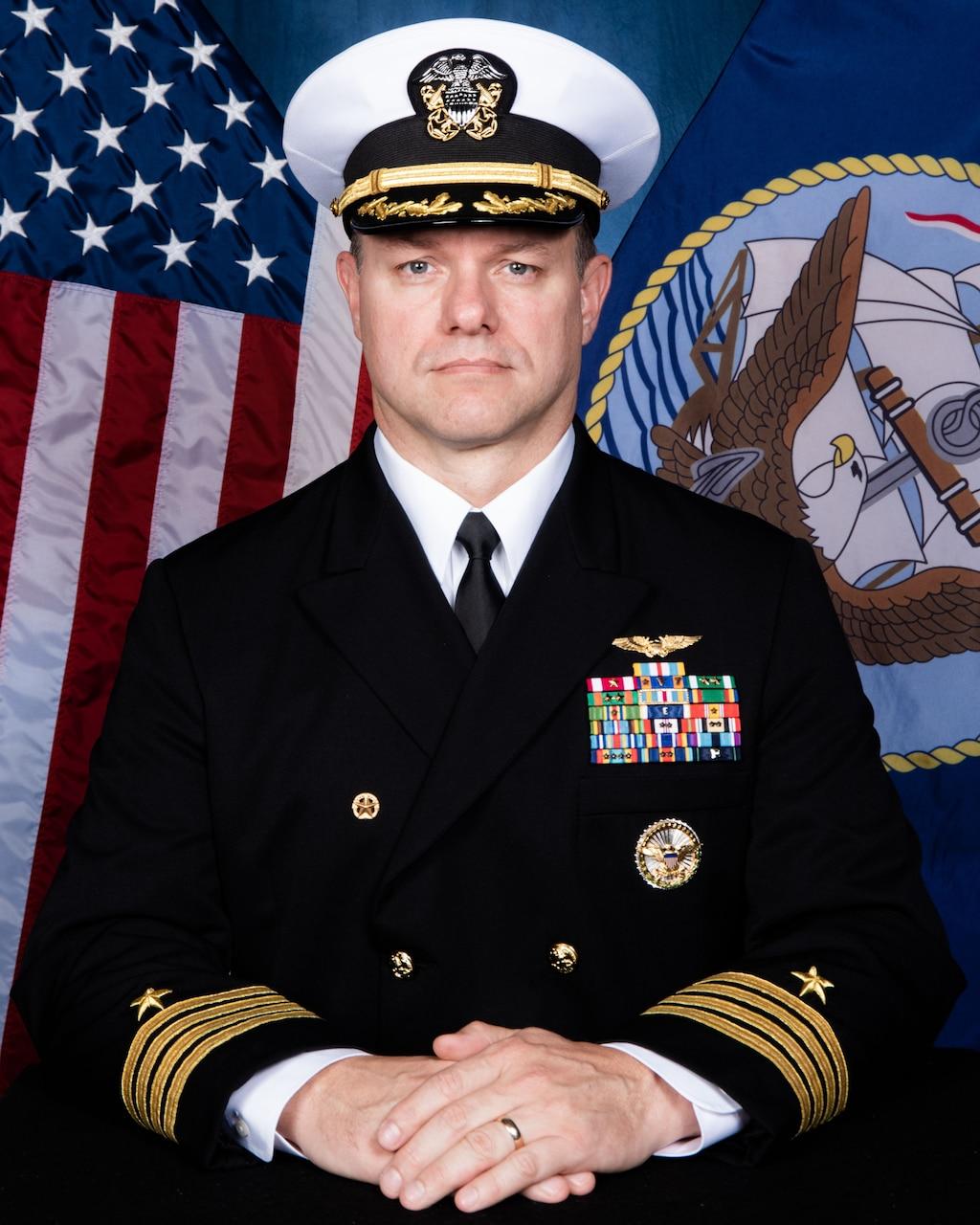 Captain Douglas Graber