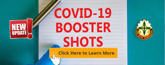 Who is eligible for a 3rd COVID-19 vaccine dose? Visit Madigan's COVID-19 page for details about COVID-19 vaccine booster shots.