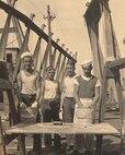 CGC TAMPA Crewmen