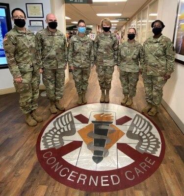 RHC-A Command Team