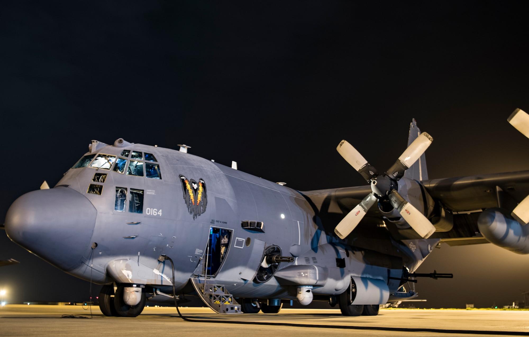 AC-130J Ghostrider