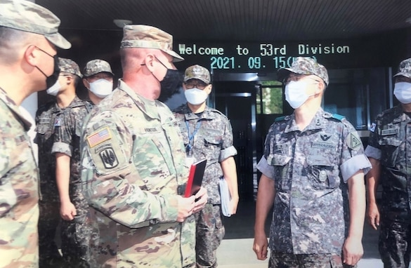 658th Strengthens Partnerships with Key Leaders in Korea