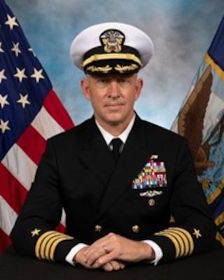 Captain Patrick A. Keller