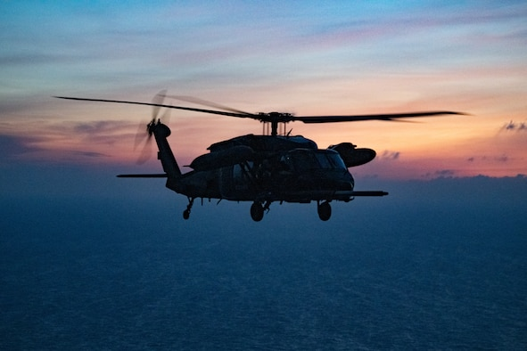 Bilateral Helicopter Air-to-Air Refueling