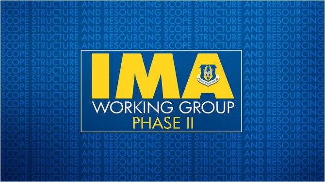 IMA Working group phase II