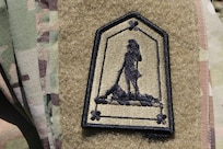 Ceremony introduces new Virginia National Guard HQs shoulder patch