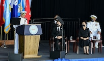 United States and the Republic of Korea Joint Repatriation Ceremony