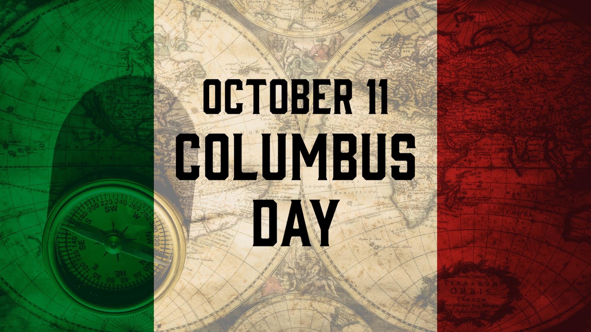 October 11 - Columbus Day