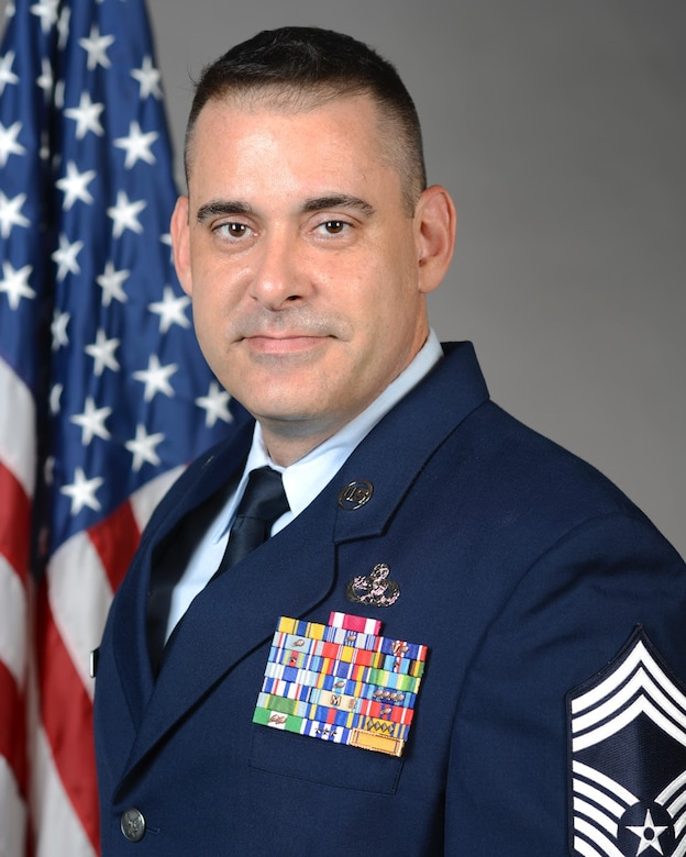 Chief Master Sgt. Eric Chase
