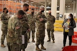 U.S. Forces Korea and 19th Expeditionary Sustainment leaders visit DLA Distribution Korea