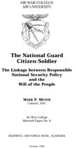 The National Guard Citizen-soldier