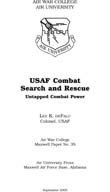 USAF Combat Search and Rescue