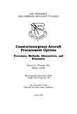 Counterinsurgency Aircraft Procurement Options