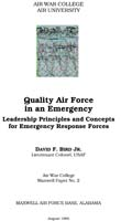 Quality Air Force in an Emergency