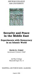 Security and Peace in the Middle East