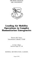 Leading Air Mobility Operations in Complex Humanitarian Emergencies