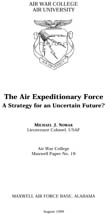 The Air Expeditionary Force