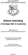 Holistic Debriefing