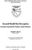 Second World War Deception