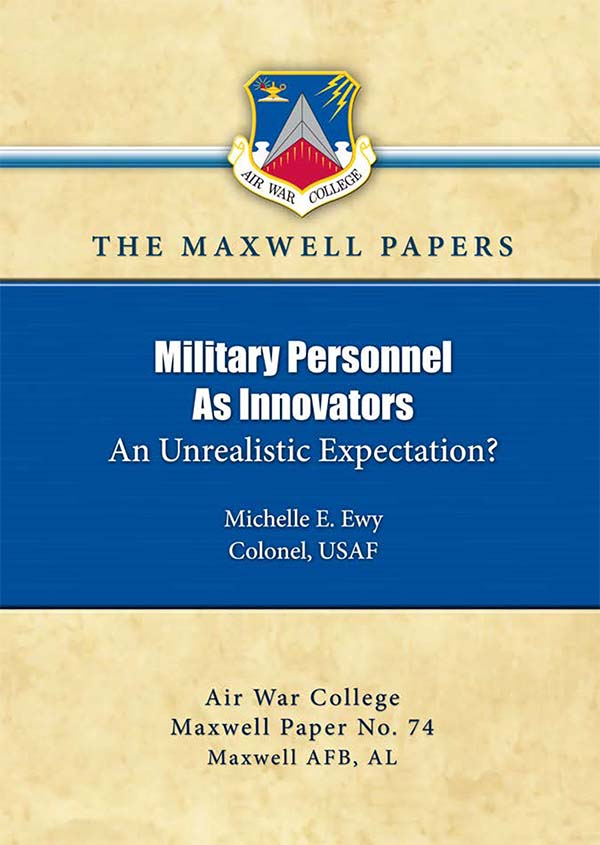 Military Personnel as Innovators