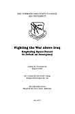 Fighting the War above Iraq