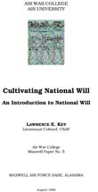 Cultivating National Will