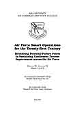 Air Force Smart Operations for the Twenty-first Century