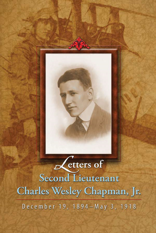 Letters of Second Lieutenant Charles Wesley Chapman, Jr.